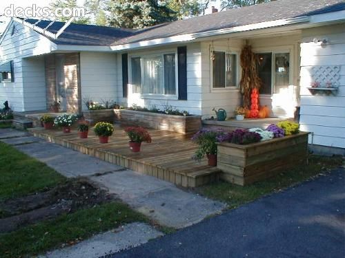 Front Porches Deck Picture Gallery Decks And Porches Patio