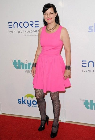Pauley Perrette Photos - Arrivals at the 5th Annual Thirst Gala - Zimbio