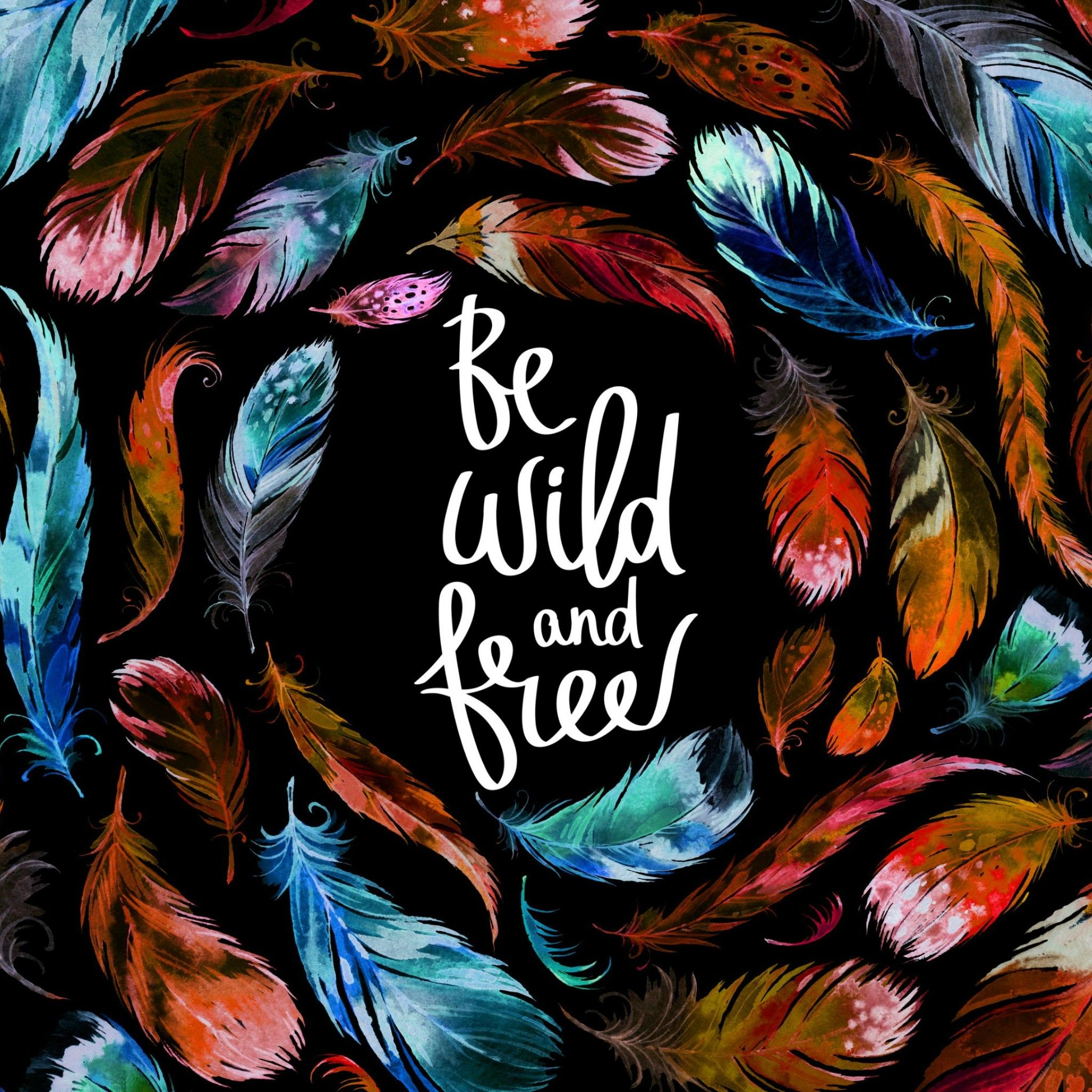be wild and free tap to see more great hipster quotes wallpapers