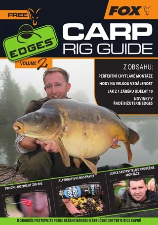 Fox Edges Rig Guide 2 Fishing Carp Rigs Carp Fishing Tips Fishing Rigs