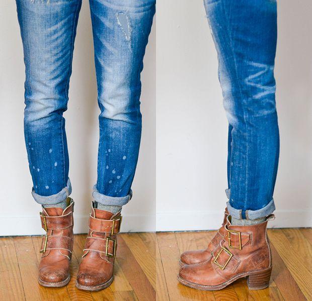 3 Ways to Wear Socks with Booties | Advice from a Twenty Something