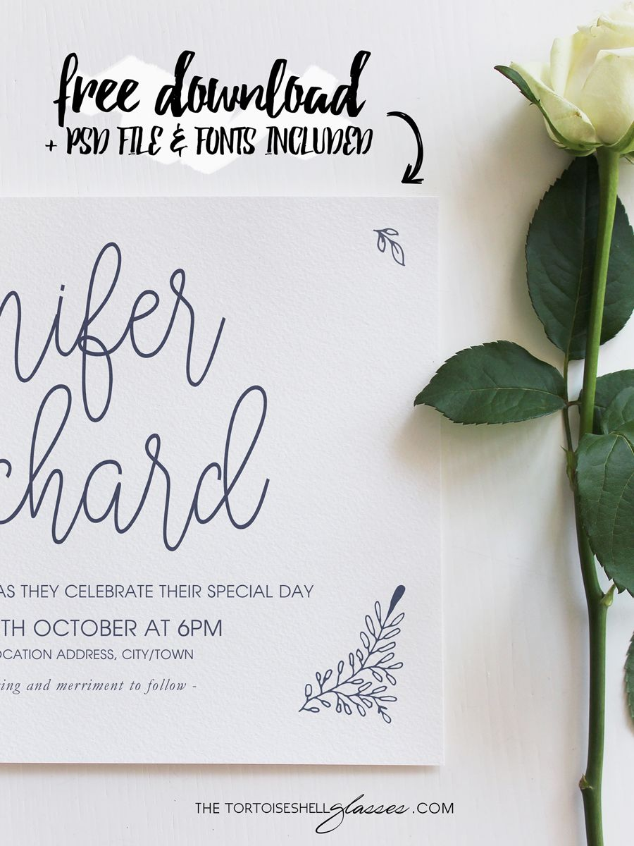 how i made my own wedding invitations and saved extra cash