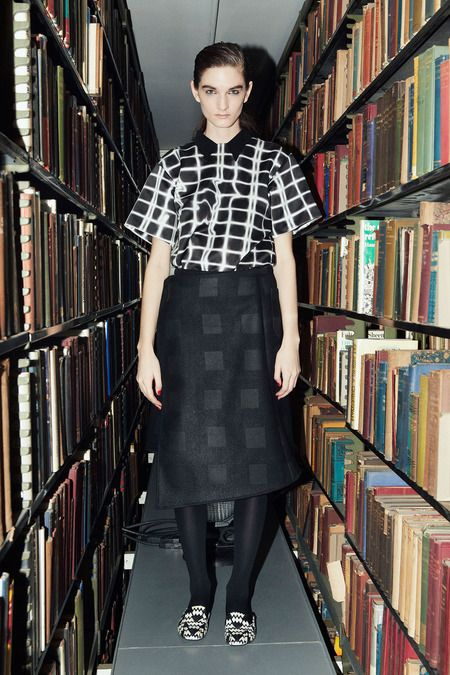Kenzo | Pre-Fall 2014 Collection | Style.com