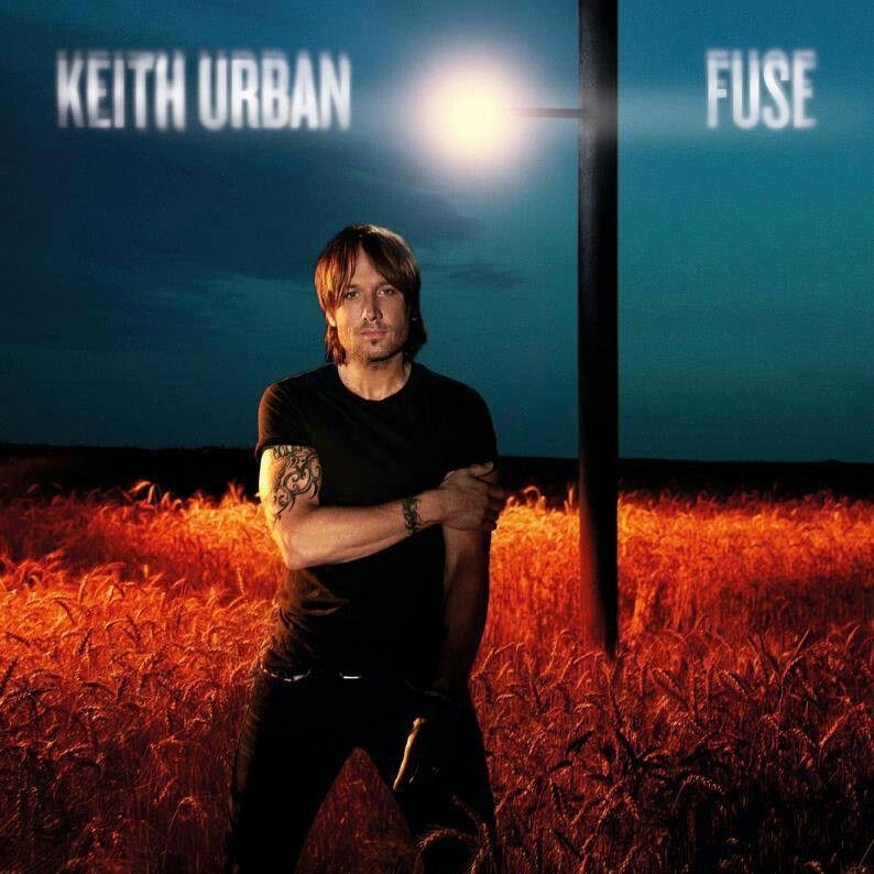 Keith Urban ~~ New Album Cover ~~ FUSE