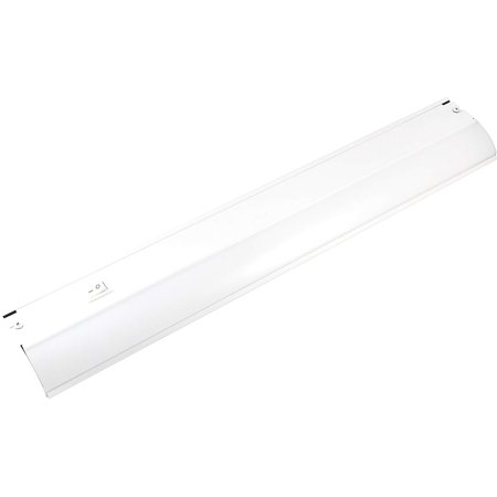 Ge Direct Wire Led Under Cabinet Light Fixture 18in Dimmable