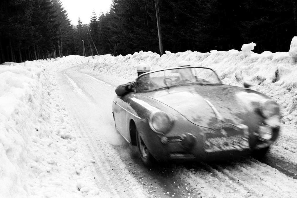 Rallye Munchen Wien Budapest 1953 Oldtimer Stil Stuttgart