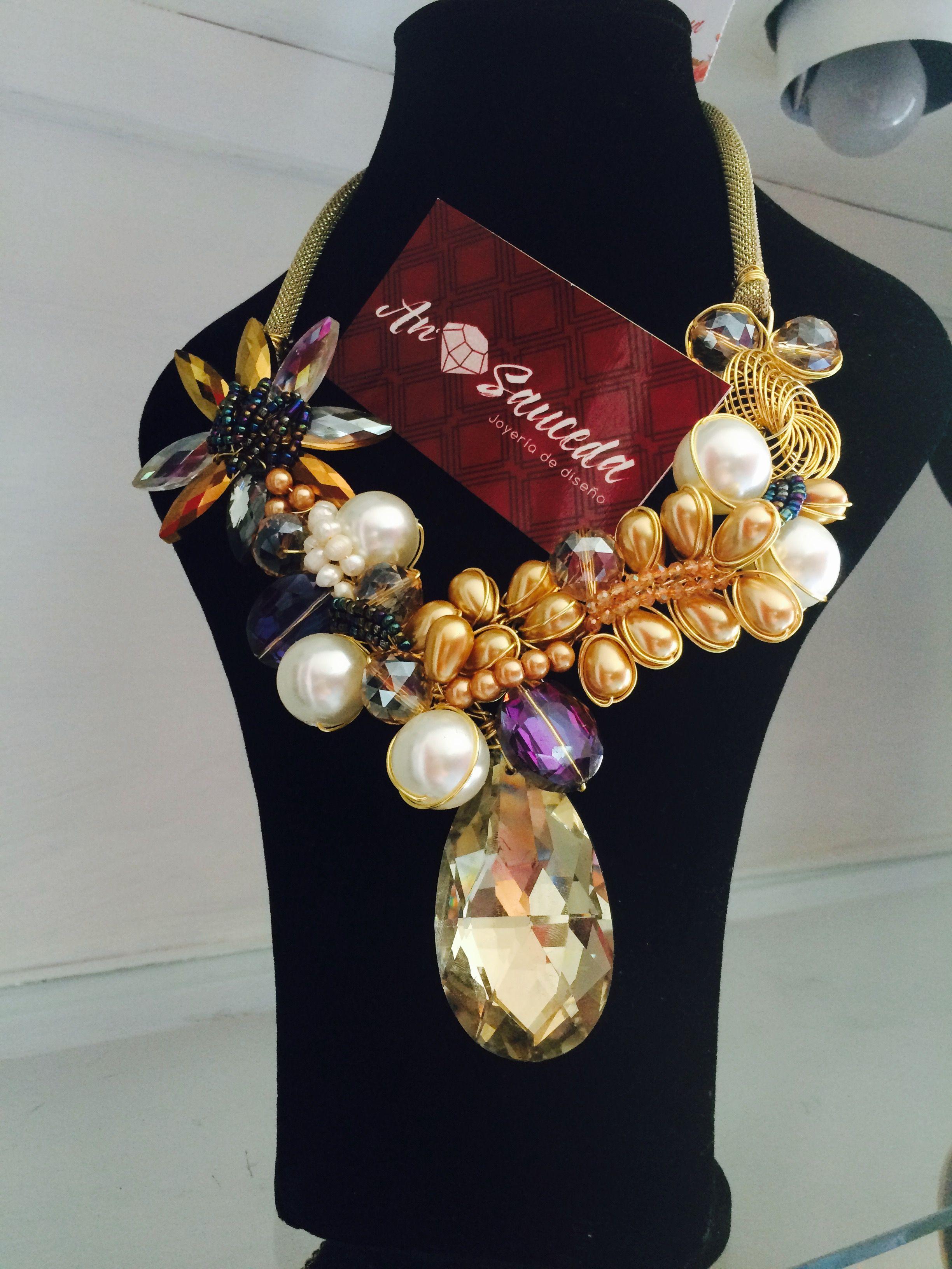 March Necklaces