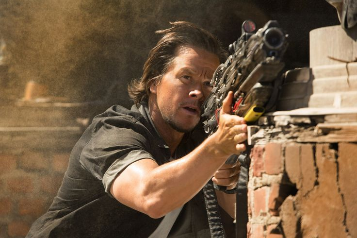 Mark wahlberg on the set of transformers the last knight