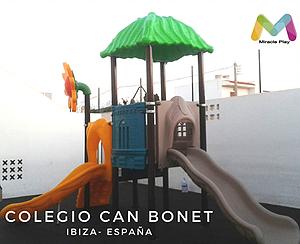 Parques Infantiles España Park Park Slide Miracle Plays