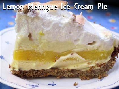 Mini Lemon Meringue Pies Recipe from Grandmother's Kitchen