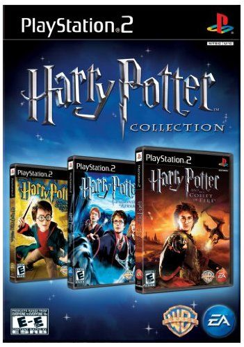 Harry Potter Collection Playstation 2 Find Out More About The