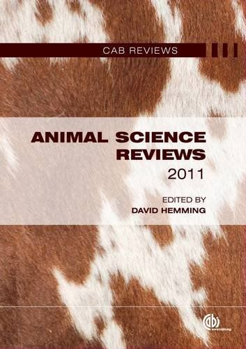[DOWNLOAD PDF] Animal Science Reviews 2011 Animal ...