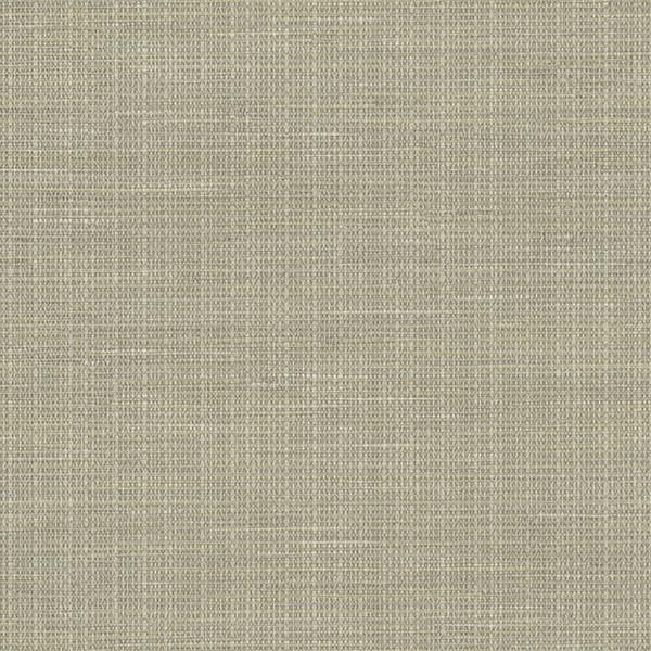 Kent Grey Faux Grasscloth Wallpaper Textured wallpaper