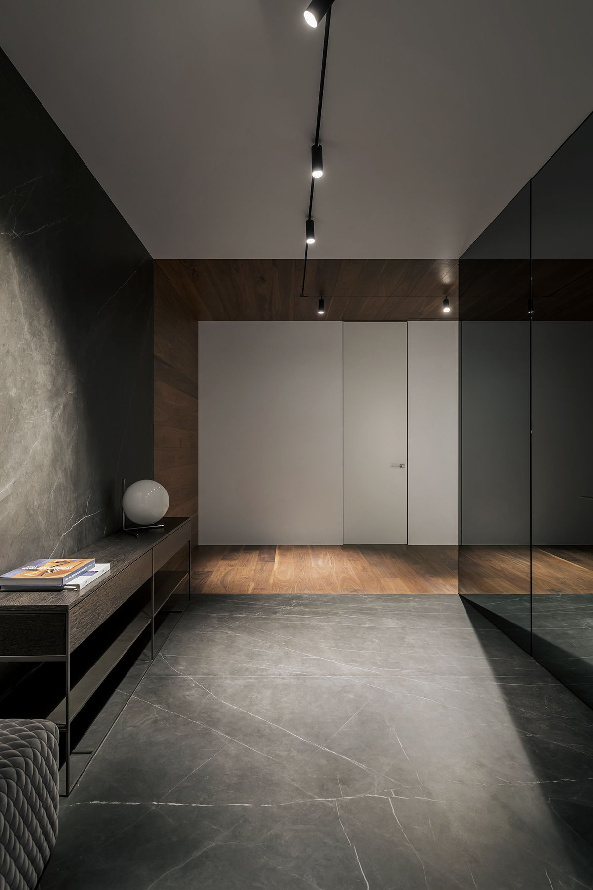 Residential Interior Design: APARTMENT IN KIEV On Behance