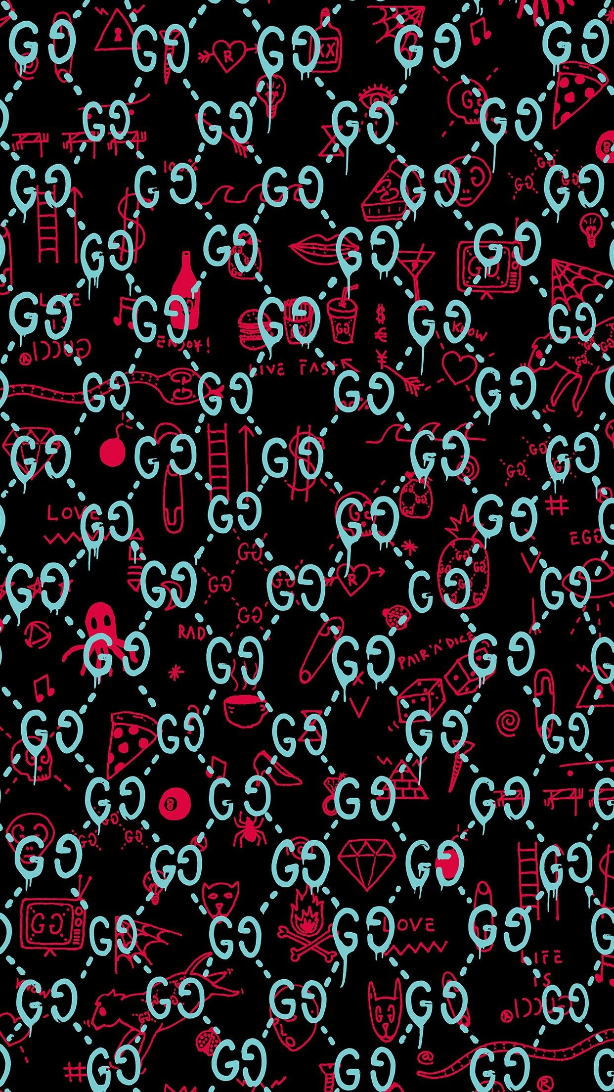 Gucci Wallpaper From Their App