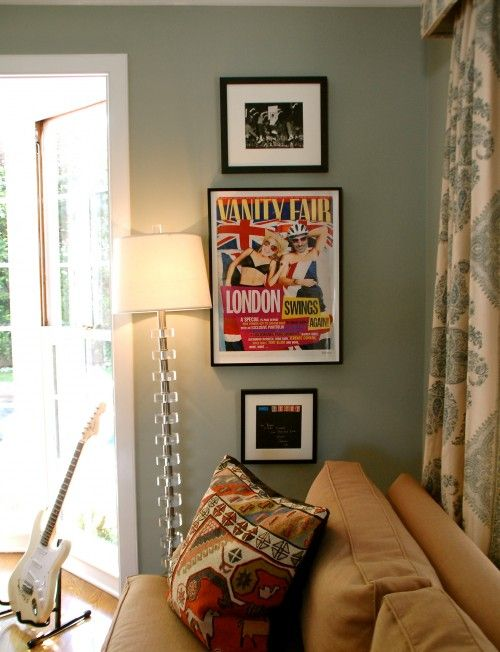 A Similar Color Is Aganthus Green 472 By Benjamin Moore Eclectic