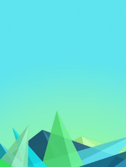 Pointy Papers A collection of minimalist wallpapers in