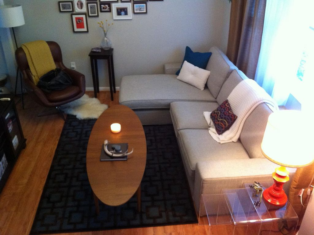 ikea kivik sofa and Stockholm coffee table - Ikea Kivik Sofa And Stockholm Coffee Table Home Pinterest
