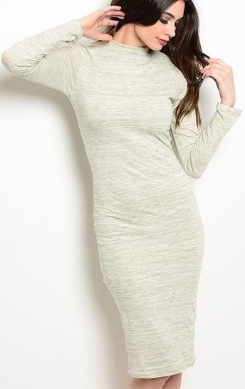 New- The Perfect Sweater Dress