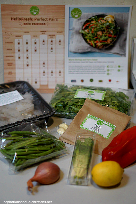 Say HelloFresh To Healthy, Flavorful Foods Delivered To You