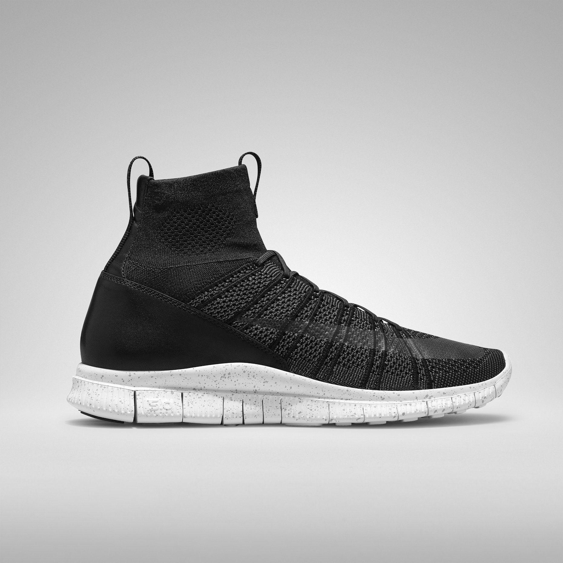 Nike Free Mercurial Superfly by HTM Men's Shoe. Nike Store