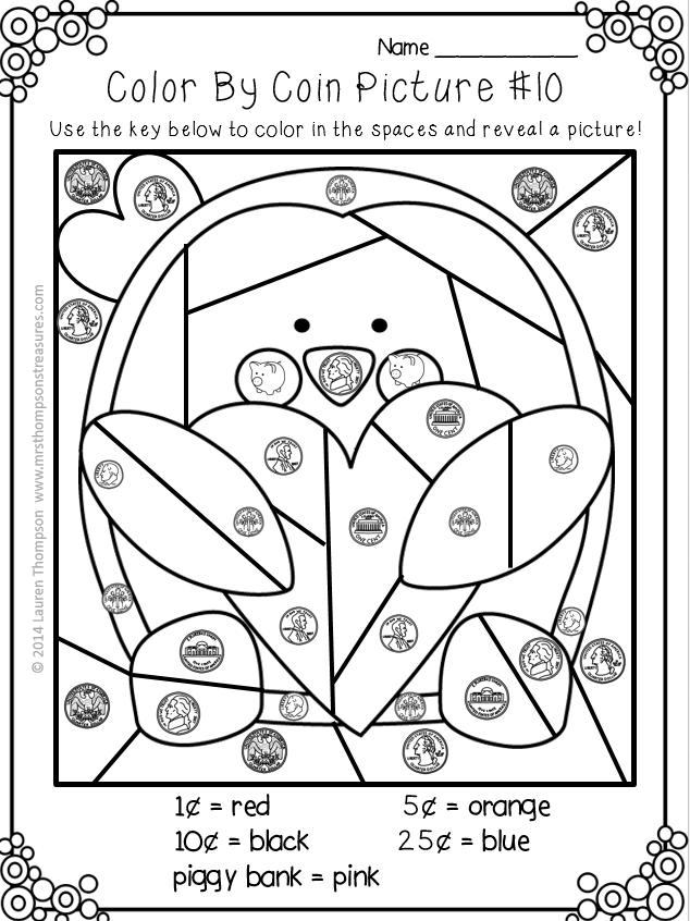 Free Valentine S Day Worksheets Math Valentines Valentine Math Worksheet Kindergarten Valentines
