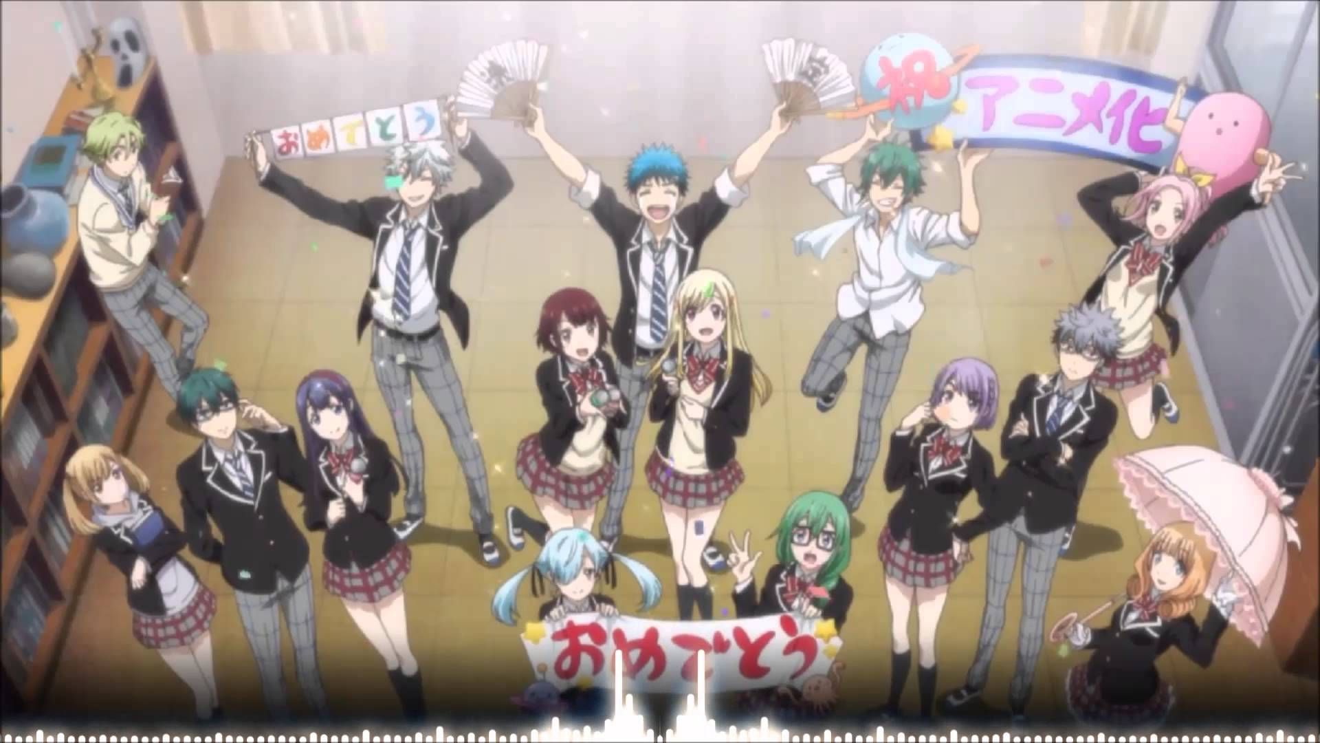 Yamada Kun And The Seven Witches Witch Wallpaper Anime Galaxy