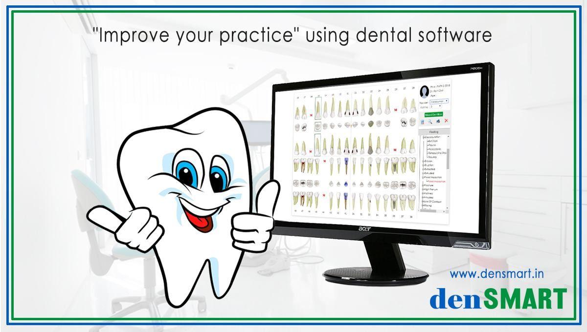Densmart Can Improve Your Practice Dental Software Dental Practice Management Dental Practice Practice Management