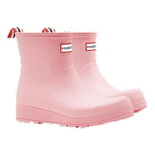 Candy Floss | Short rain boots