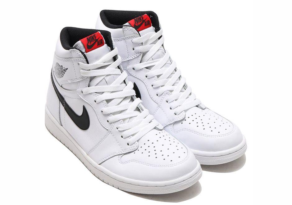 Air Jordan 1 High OG Premium Essentials Pack 13. Jordan Retro 1 High OG  White Black Red Yin Yang ... ef303b8ca