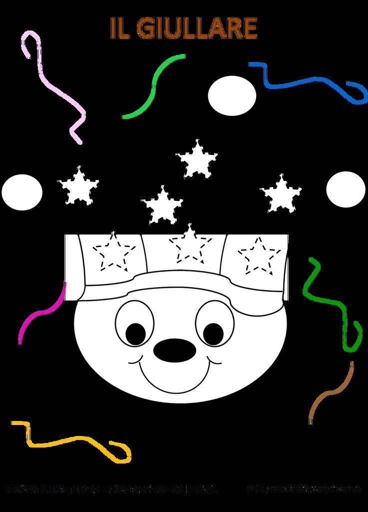 Libricino Di Carnevale Carnevale Idee Carnevale Fai Da Te E