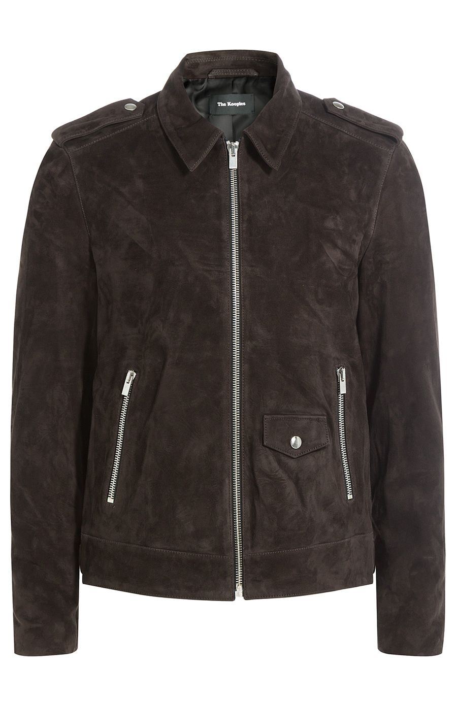 6f84cfcd216 THE KOOPLES Suede Jacket. #thekooples #cloth #leather jackets | The ...