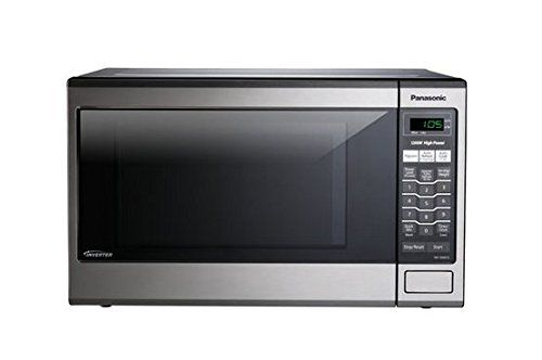 Panasonic Nn Sa651s 1 2 Cu Ft Microwave With Inverter Tch Stainless 1200 W Continue Wit Built In Microwave Oven Panasonic Microwave Oven Microwave Oven