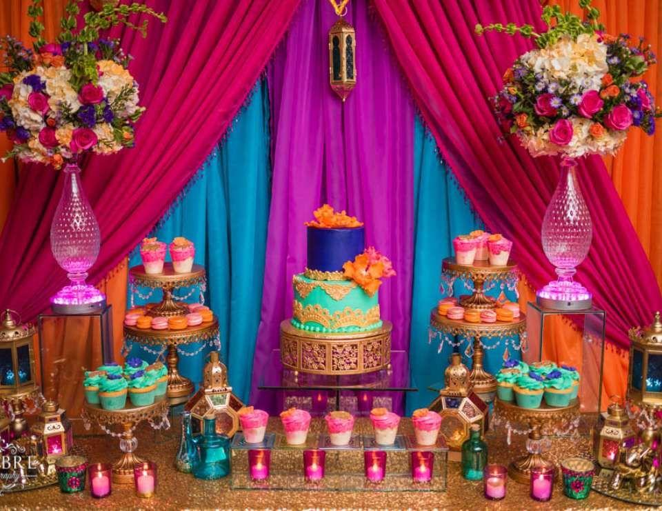 Moroccan / Birthday \