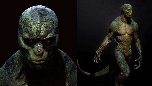 Reptilianos - SER PARANORMAL  35c0b99752d4e