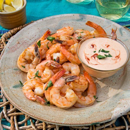 recipe: cocktail sauce for shrimp with horseradish recipe [27]