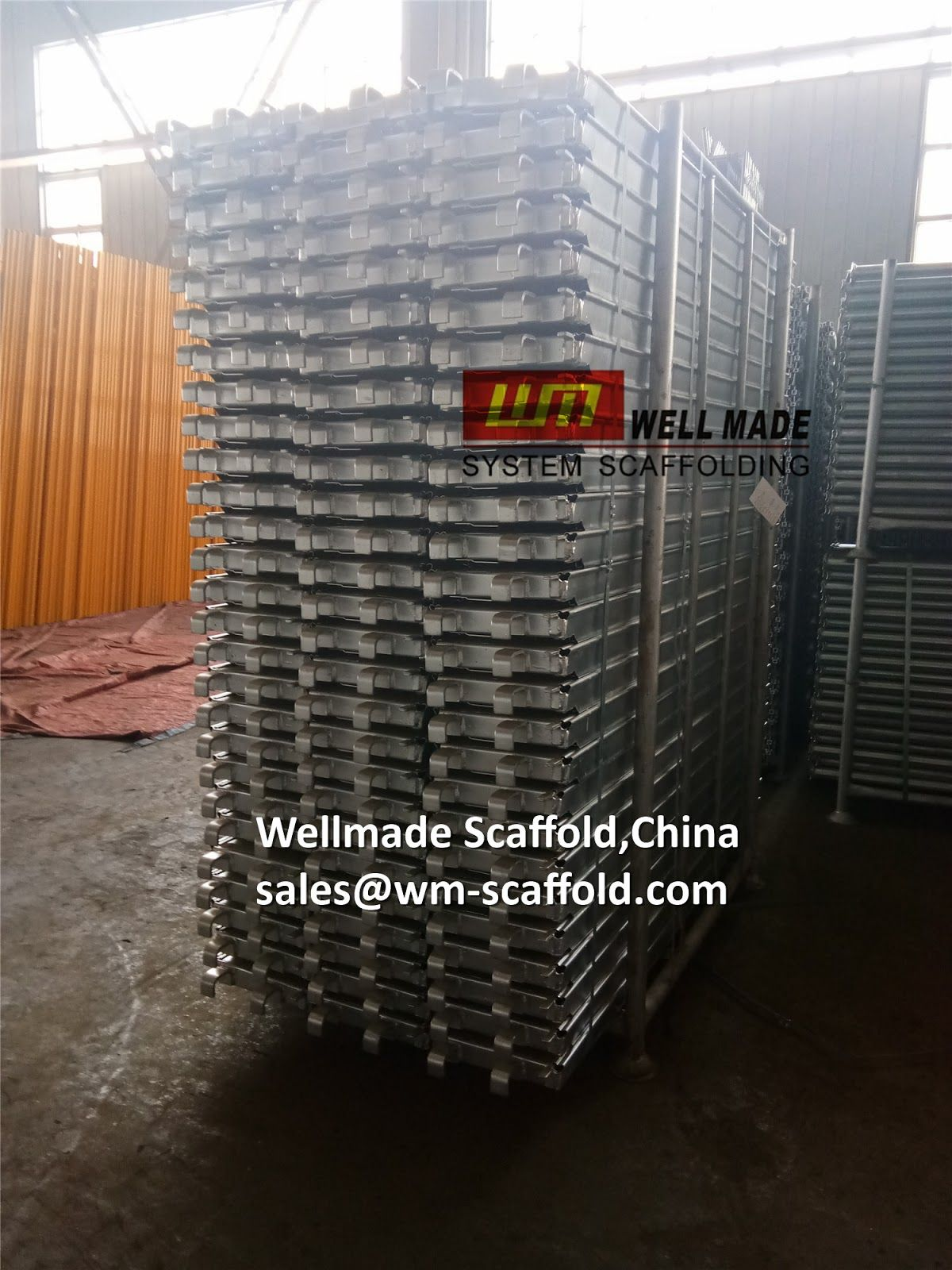 Formwork Scaffolding Materials: Scaffolding Layher Allround