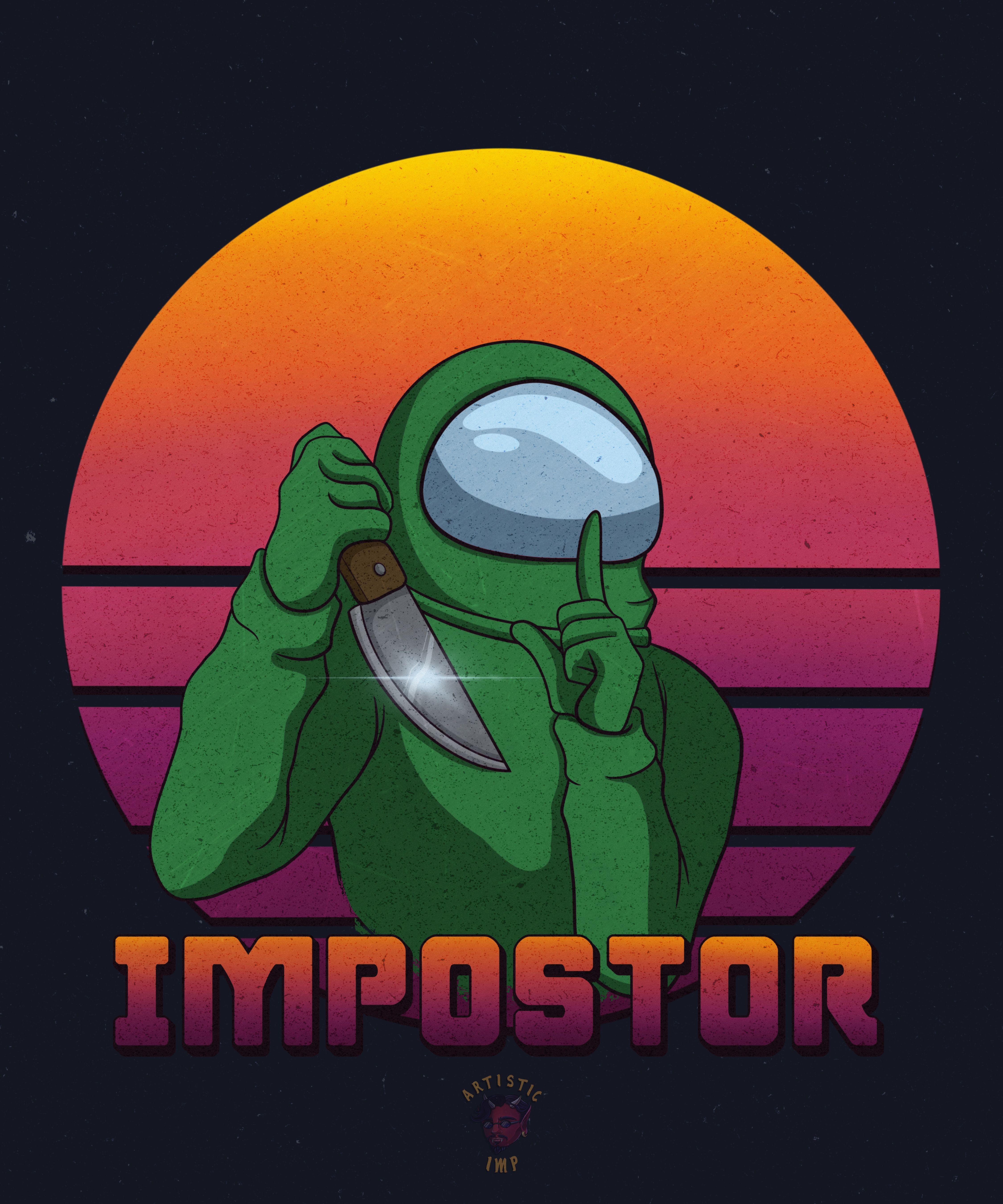 Among Us Impostor Green Crewmate Lime Green Wallpaper Cute Patterns Wallpaper Green Wallpaper