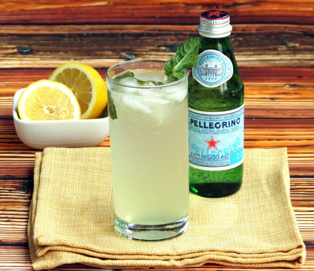 Lemonade Non Alcoholic Drinks: Pellegrino Drink Recipes Non Alcoholic