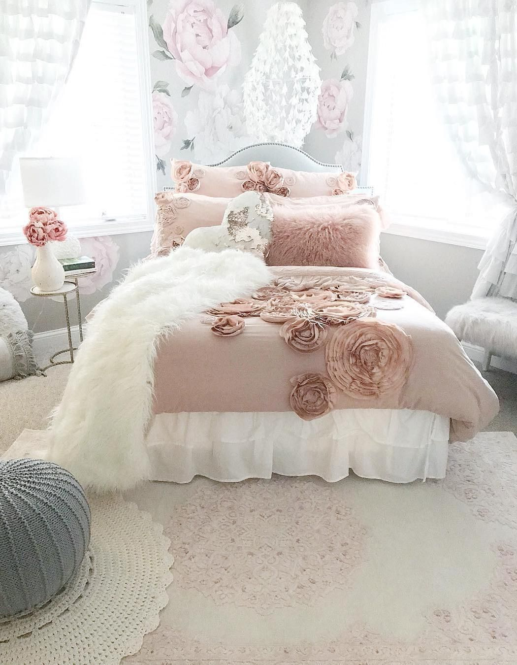 Most Romantic Bedroom Decor: 55 Sweet And Most Romantic Bedroom Furniture Ideas
