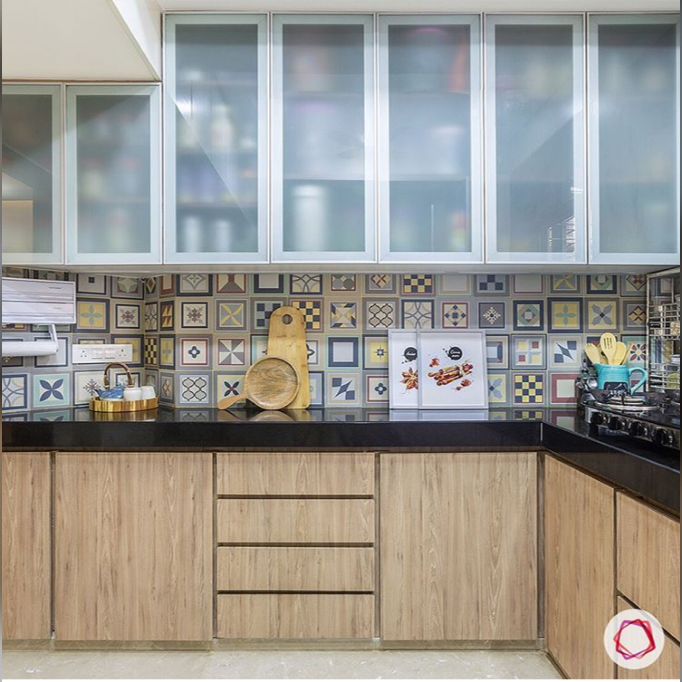 Pin By Sushma Shivakumar On Home Decor Types Of Kitchen Cabinets Kitchen Cabinets Materials Kitchen Cabinets