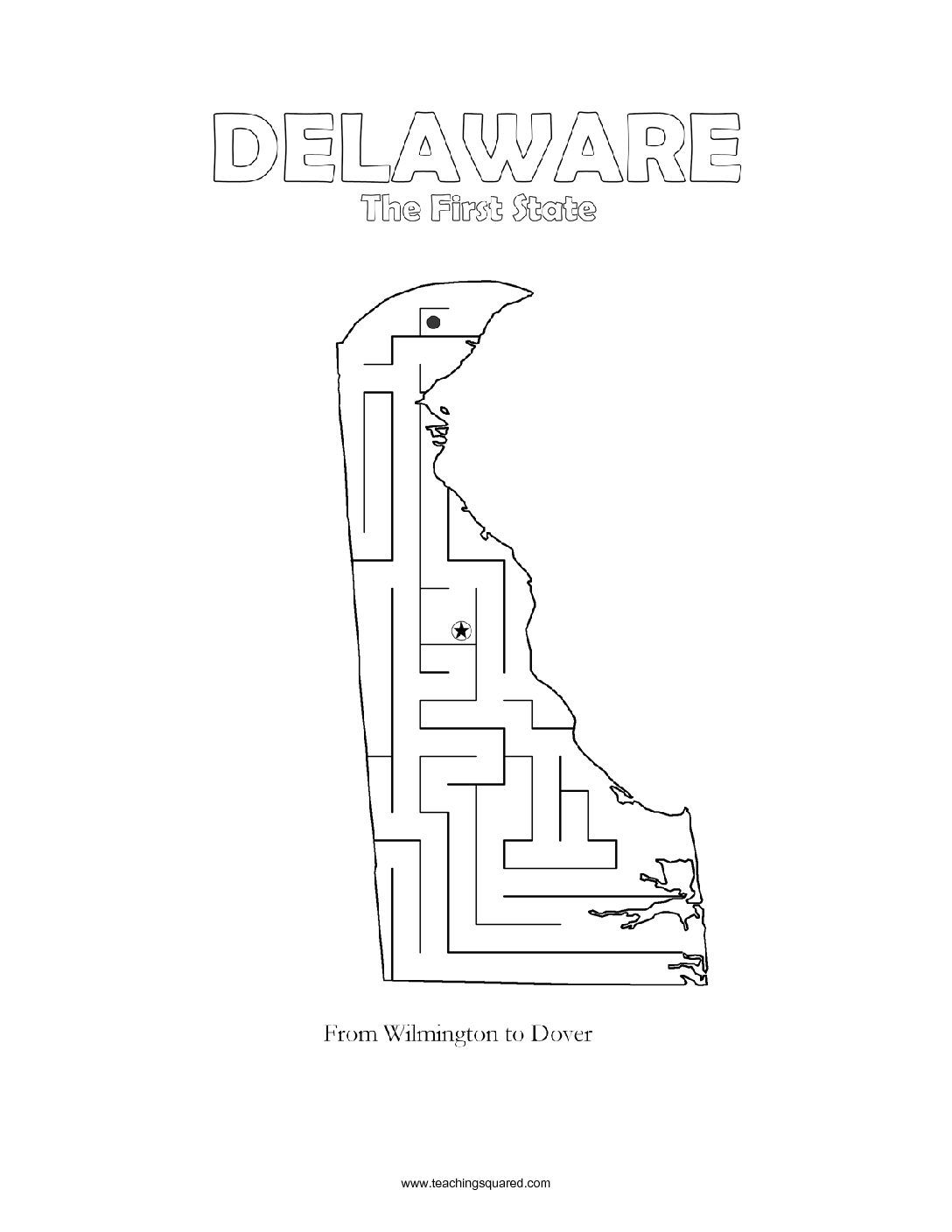 United States Mazes With Images