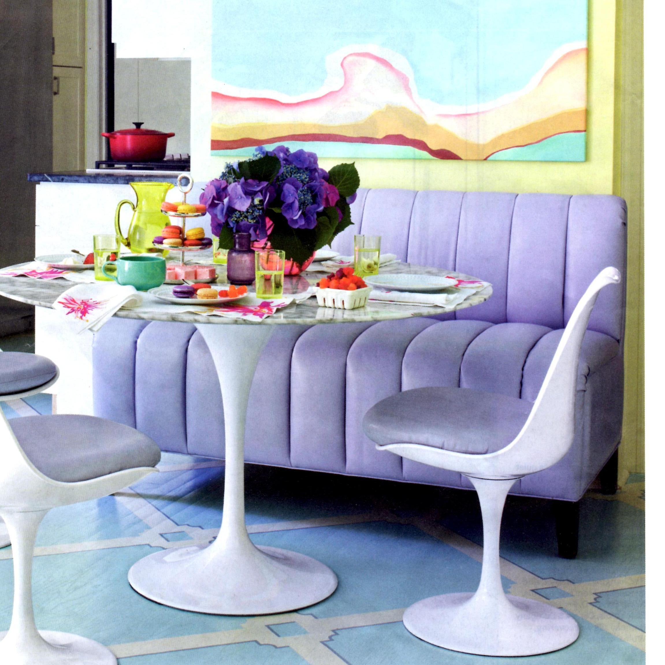channeled banquette | kitchens + bath | pinterest | banquettes
