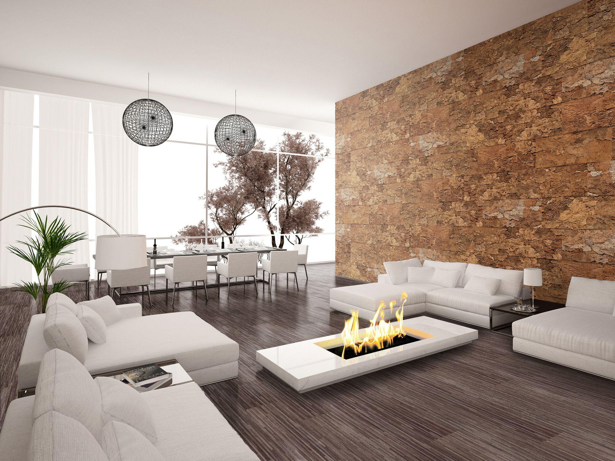 De Santana Maximo Wandtegels Zijn Geschikt Voor Meerdere Interieurstijlen Kurk Wand Wandbekleding Muur Huis Interieur Interieur Slaapkamer Kurk Muur
