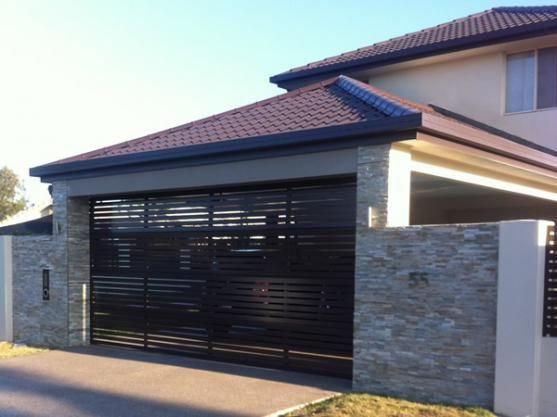 Garage Design Ideas By Castle Construction Australia Garage Door Design Garage Doors Garage Design