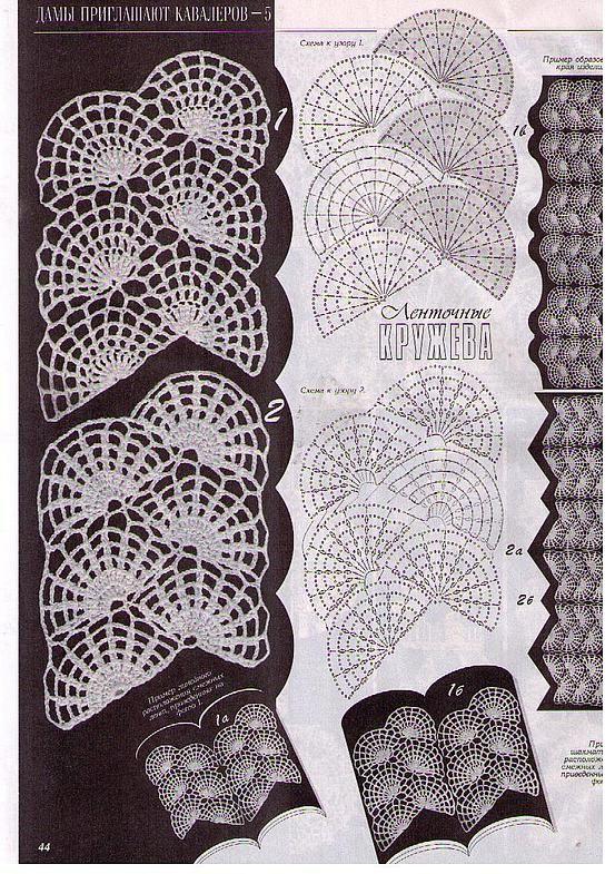 Kettenmuster häkeln - crochet pattern | Häkeln Kettenmuster ...