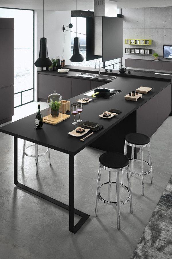 tukkukauppa syksyn kengät pistorasia IMAC oggi propone Silkki, la cucina moderna targata @ar-tre ...