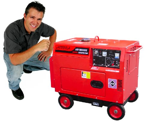 Silent Diesel Generators From Aurora Generators The Only Brand In North America With Ul And Csa Approval Generator House Diesel Generators Generation
