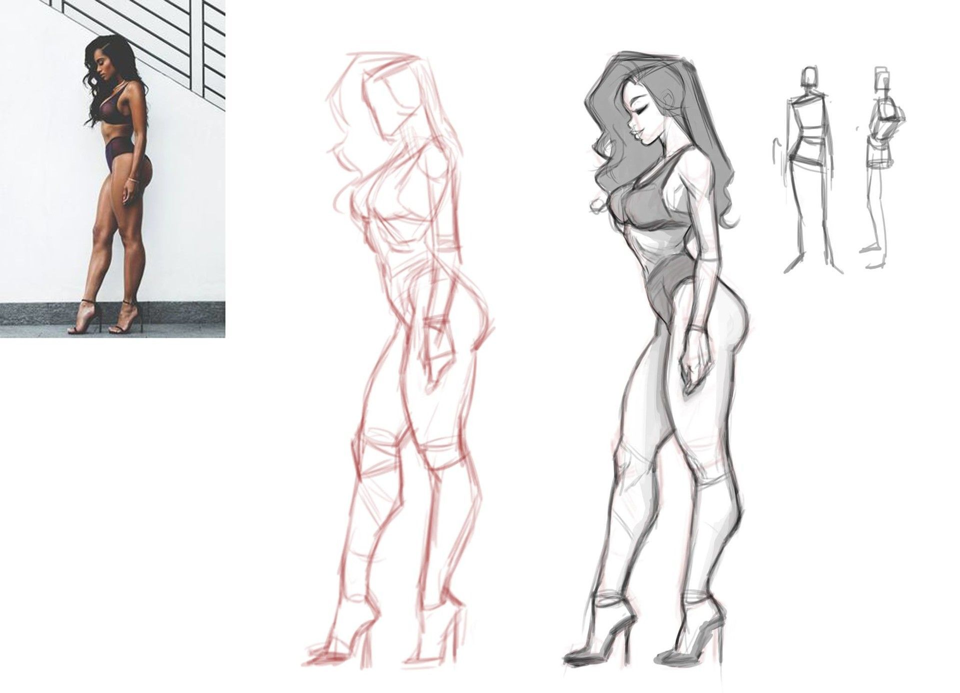 Pin on   Poses and gestures