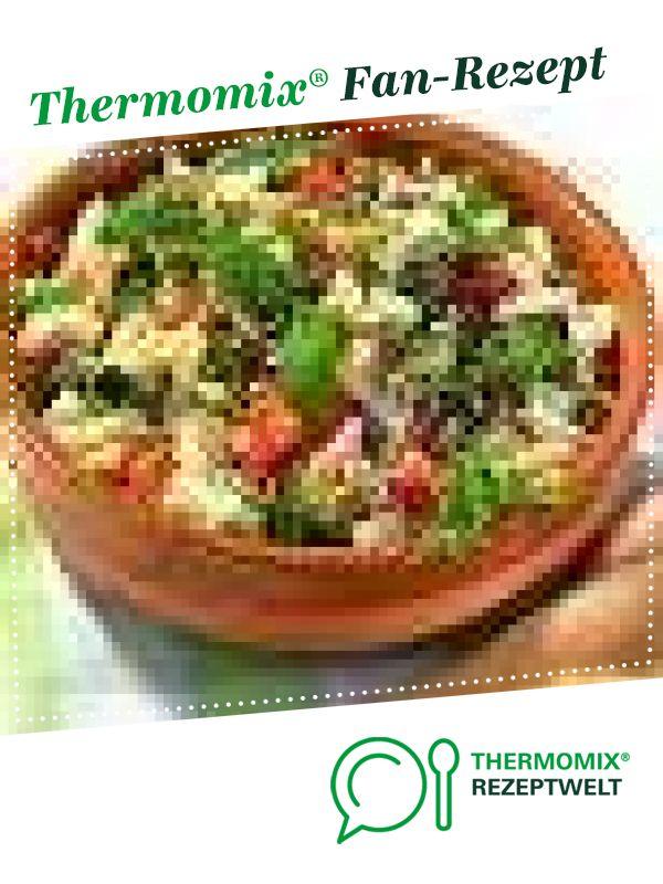 Photo of Italienischer Nudelsalat